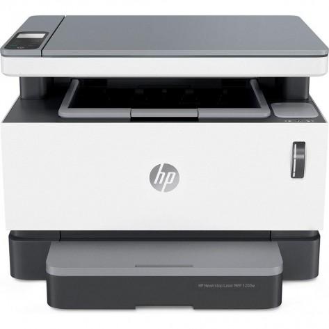 Multifuncional HP Laser Neverstop 1200w (4RY26A#696) - Monocromática, Imprimir, copiar, digitalizar - Wireless