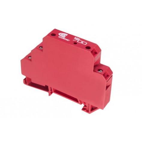 Protetor DPS Clamper com conexão através de bornes a parafuso 722.B.010.220