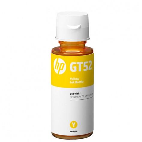 Refil de Tinta Amarelo - HP GT52