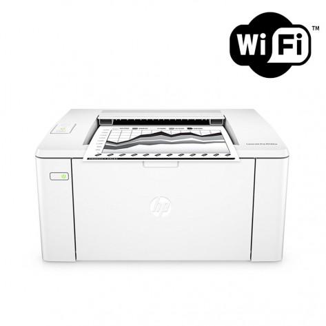 Impressora HP LaserJet Pro M102w - (G3Q35A) Monocromática - Wireless