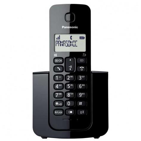 Telefone sem fio Panasonic KX-TGB110LBB - DECT 6.0 - Com Identificador de Chamadas