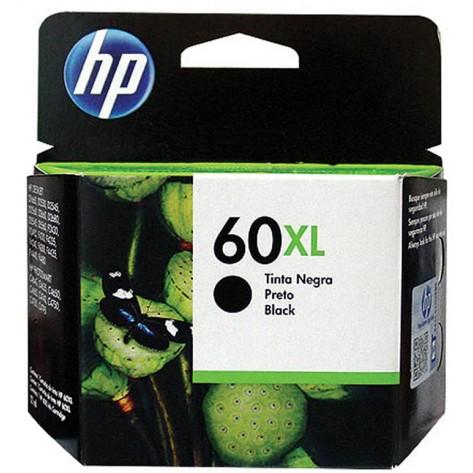 Cartucho tinta HP 60XL - Preto