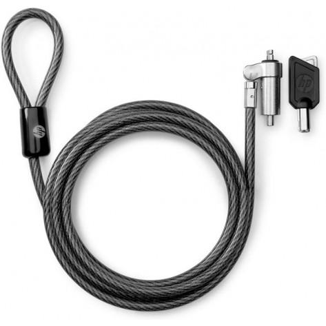 Trava de Segurança para Notebook HP com Chave - Y0Q97LA