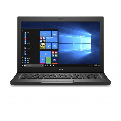 "Notebook Dell Latitude 7280 - i7-7600U - Tela 12.5"" Full HD Touchscreen - 8GB RAM - 480GB SSD M.2. - Windows 10 PRO - Seminovo"