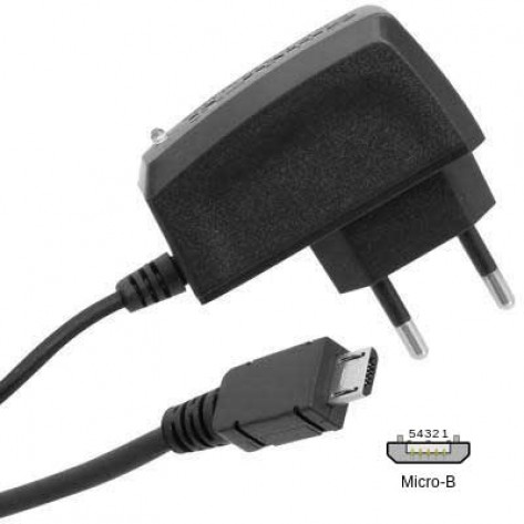 Carregador V8 Para Celular Universal - Micro USB