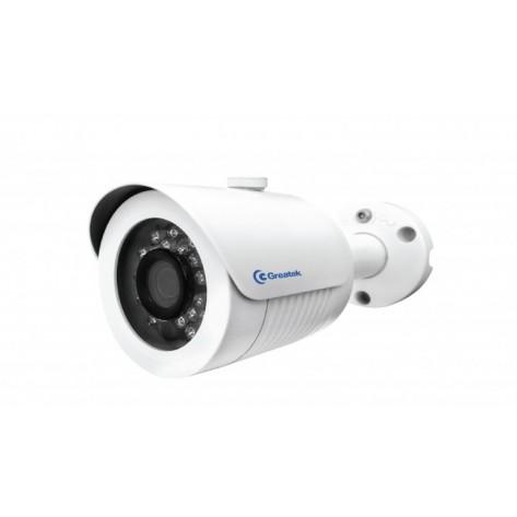 Câmera Greatek SEGC-1035G para Segurança Eletrônica com Infra-Vermelho 720p 30M 2.8 mm