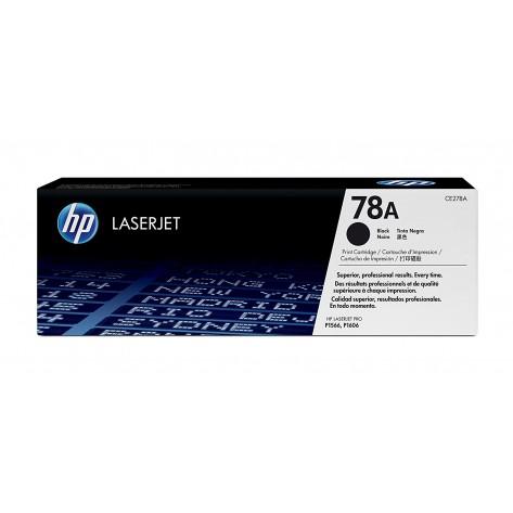 Toner preto HP LaserJet 78A (CE278A)