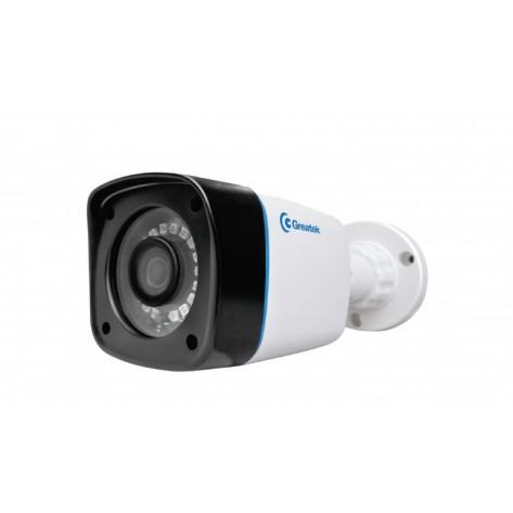 Câmera Greatek SEGC-1026G para Segurança Eletrônica com Infra-Vermelho 720p 20M 2.8mm