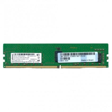 Memória 8GB DDR4 Smart SF4721G8CK8H8HLSBI - PC4-2666V-RD1-12 (2666MHZ) - ECC Registrada - RDIMM