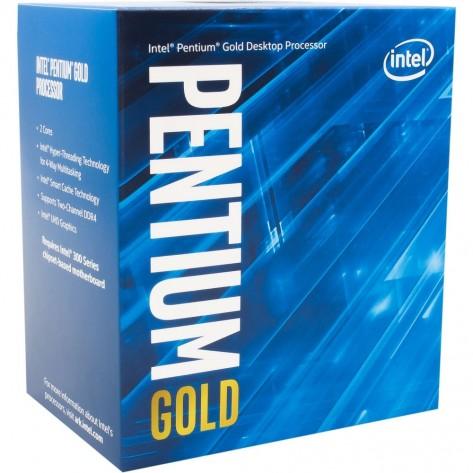 Processador Intel Pentium Gold G5400 BX80684G5400 - Coffee Lake, Cache 4MB, 3.7GHz, Gráficos UHD Intel 610 - LGA 1151