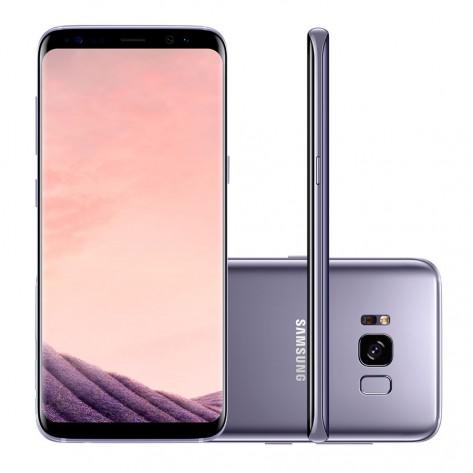 Smartphone Samsung Galaxy S8 SM-G950FD - 64GB - Ametista