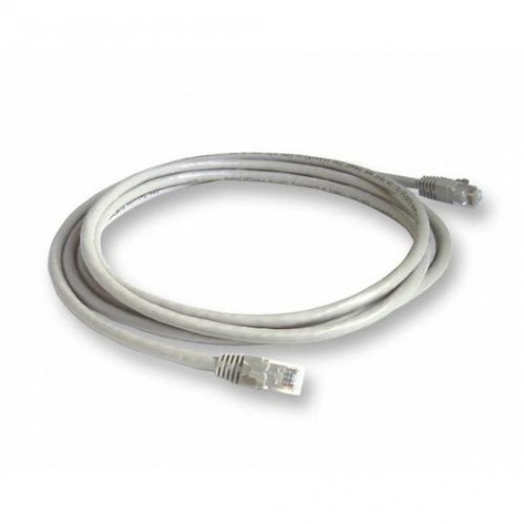 Patch Cord CAT5e Cinza - 1.5 Metros