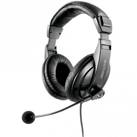 Fone de Ouvido Headset Multilaser - Ph245  - USB