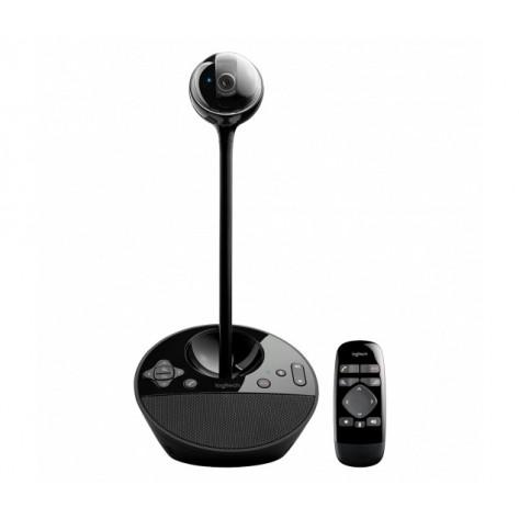 Câmera de Videoconferência Logitech BCC950 - HD 1080p 30fps - Viva-voz Full-Duplex