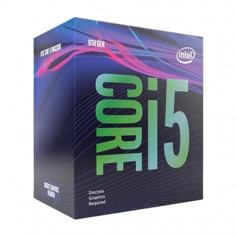 Processador Intel Core i5-9400F BX80684I59400F - Coffee Lake, Cache 9MB, 2.9GHz (4.1GHz Max Turbo), Sem Vídeo - LGA 1151