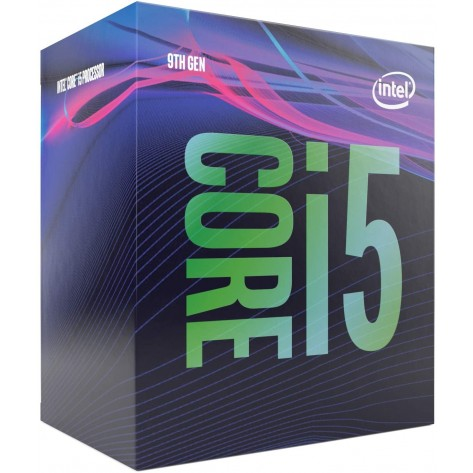 Processador Intel Core i5-9400 BX80684I59400 - Coffee Lake, Cache 9MB, 2.9GHz (4.1GHz Max Turbo), UHD Graphics 630 - LGA 1151