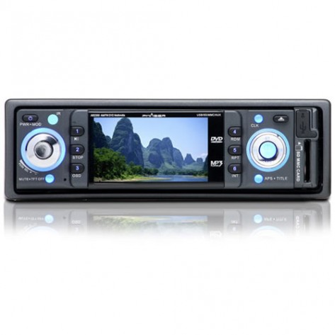 Som automotivo Phaser ARD300 com DVD - USB e SD/MMC - 40W x 2