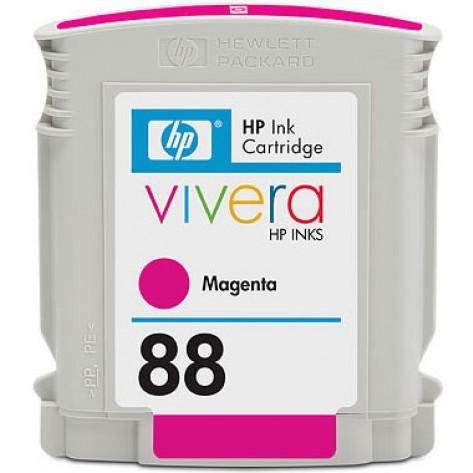 Cartucho colorido de tinta Officejet magenta HP 88 (C9387AL)