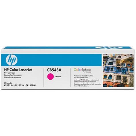Toner Magenta HP Color LaserJet CB543A