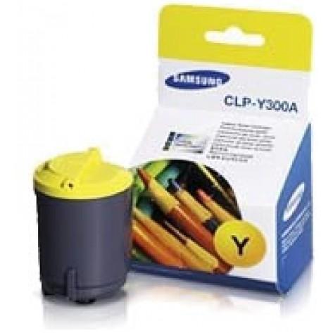 Cartucho Samsung Amarelo CLP-Y300A para CLP-300, CLX-2160N e CLX-3160FN