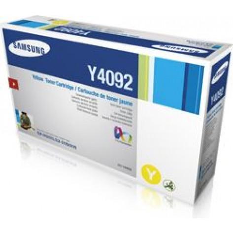 Toner Samsung amarelo CLT-Y409S para séries CLP-310, CLP-315, CLX-3170, CLX-3175