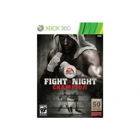 Jogo para Xbox 360 Fight Night Champion