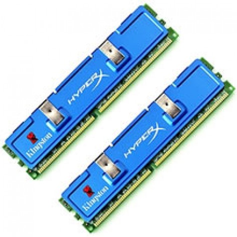 Memória Kingston HyperX 1GB (2x512MB) DDR2 PC8500