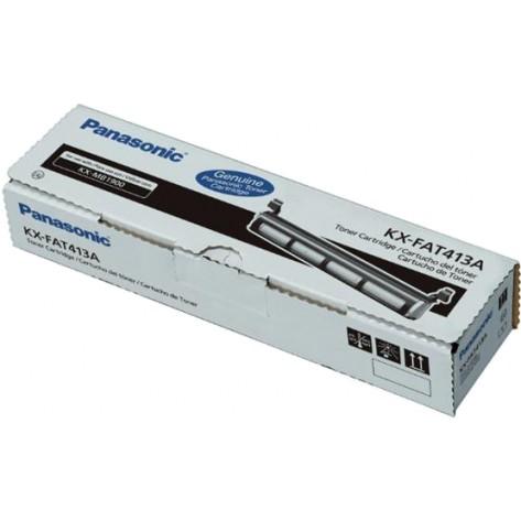 Toner Panasonic Preto KX-FAT413A para KX-MB1900BRB