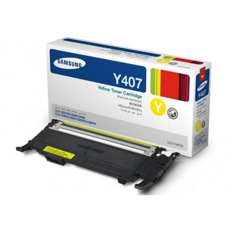 Toner Samsung Amarelo CLT-Y407S
