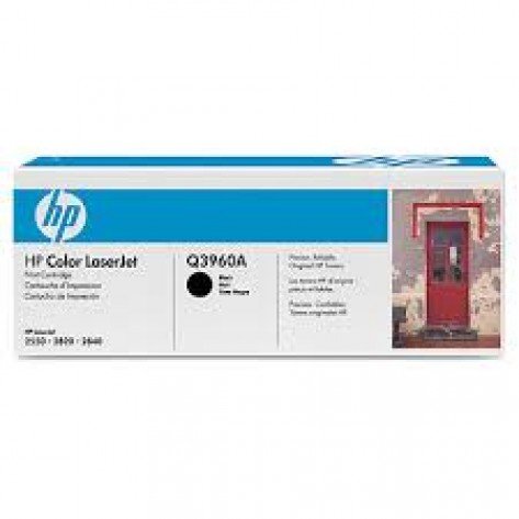 Toner Preto HP LaserJet 60A (Q3960A)