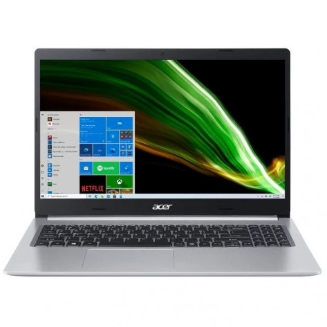 Notebook Acer Aspire 5 A515-55G-51HJ - Intel Core i5-1035G1 - Tela 15.6'' HD - 8GB RAM - 256GB SSD - GeForce MX350 - Windows 10 Home