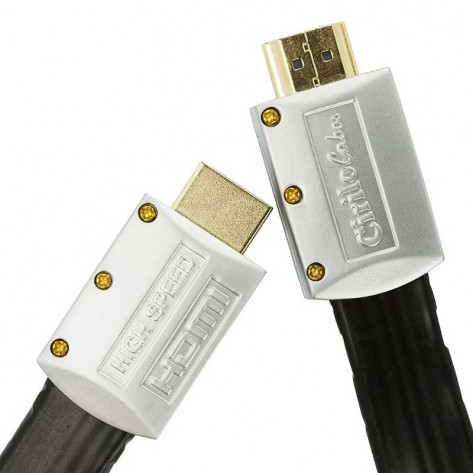 Cabo HDMI 2.0 FLAT Desmontável - 4K Ultra HD 3D - 20 Metros