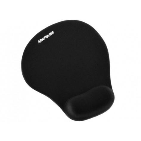 Mouse Pad Multilaser AC024 - Com descanso para mão em Gel