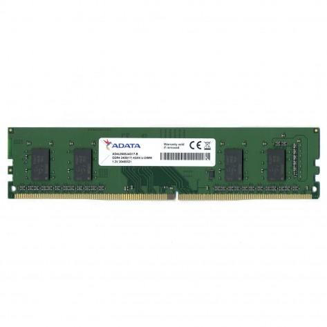 Memória 4GB DDR4 Adata AD4U2400J4G17-B - PC4-19200 (2400MHz) - DIMM