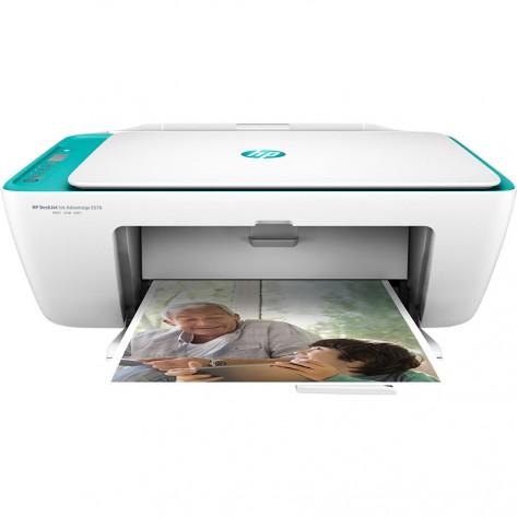Multifuncional HP DeskJet Ink Advantage 2676 - Y5Z00A#AK4 - Impressão, digitalização e cópia - Wi-Fi