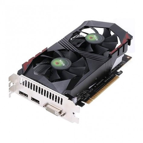 Placa de Vídeo AFOX GeForce GTX 1050 Ti AF1050TI4096D5H2 - 4GB GDDR5 128 bits - PCI-Express 3.0
