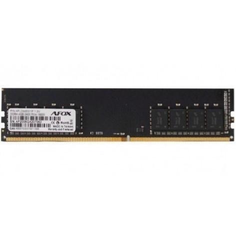 Memória 16GB DDR4 AFOX AFLD416FS1P - PC4-21300 (2666 MHz) - DIMM