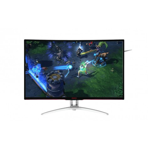 Monitor 31.5'' LED AOC Agon AG322FCX - 1920 x 1080, 144Hz, 5ms - Tela Curva - AMD FreeSync
