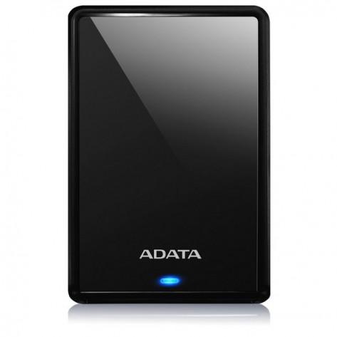 HD Externo 2.5'' 1TB Adata AHV620S-1TU31-CBK - USB 3.2 - Preto
