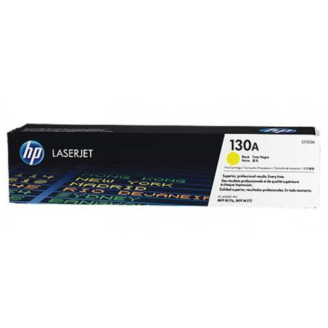 Toner Amarelo HP LaserJet HP 130A - (CF352A)