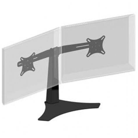 """Suporte de Mesa para 2 Monitores - LCD/LED de 10"""" a 24"""""""
