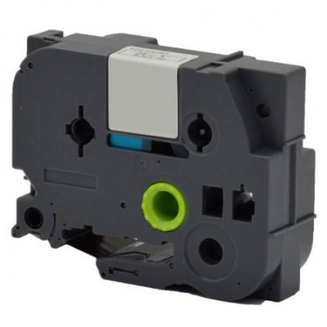 Fita para rotulador Brother AZe-FX231 - (12mm, 8m) - Flexível