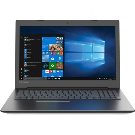Notebook Lenovo B330-15IKBR (81M10001BR) - i3-7020U - Tela 15.6'' HD - 4GB RAM - 500GB HD - Windows 10 Home