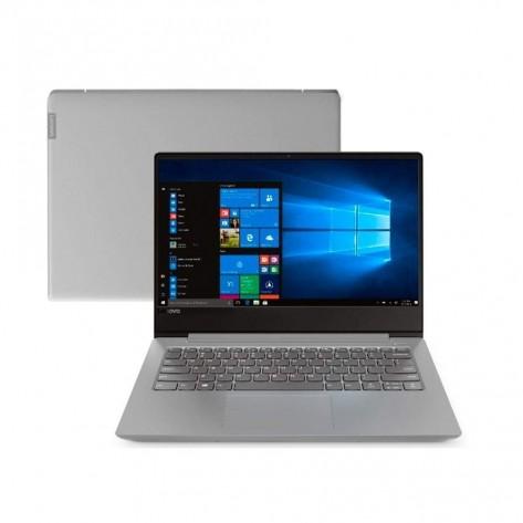 Notebook Lenovo B330S-14IKBR (81JU0002BR) - i7-8550U - Tela 14'' HD - 8GB RAM - 256GB SSD - Windows 10 Pro