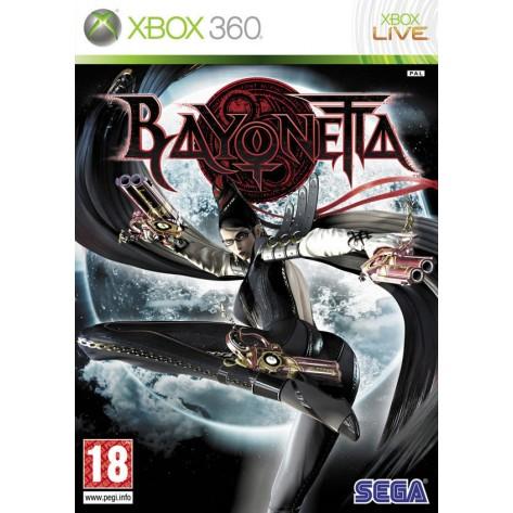 Jogo para Xbox 360 Bayonetta
