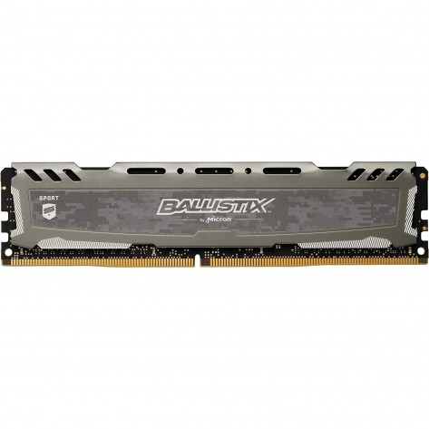 Memória 8GB DDR4 Ballistix BLS8G4D26BFSBK - PC4-21300 (2666 MHz) - UDIMM