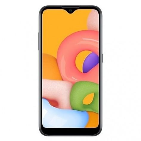 Smartphone Samsung Galaxy A01 SM-A015M/DS - Tela 5.7'' Octa-Core 2G RAM 32GB Câmera Dupla Traseira 13MP + 2MP  - Preto