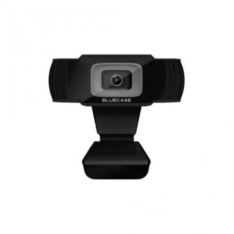 Webcam Bluecase BWEB1080P-01 - Full HD 1080p - Com Microfone