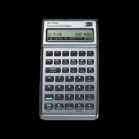 Calculadora Financeira HP 17