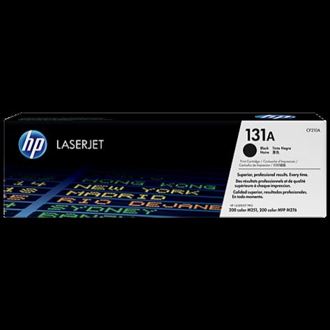 Toner HP 131A - Preto